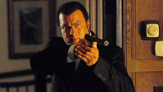 Steven Seagal: Deathly Weapon