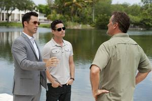 Burn Notice - Druckwelle