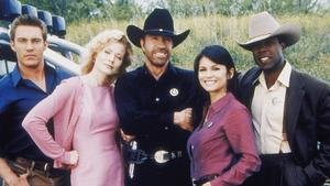 Walker, Texas Ranger - An der Grenze
